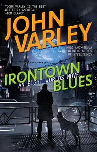 [Eight Worlds: Book 4: Irontown Blues (Product Image)]