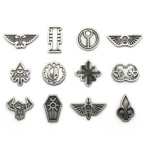 [Warhammer 40k: Pin Badge: Faction (Product Image)]