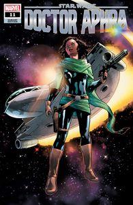 [Star Wars: Doctor Aphra #11 (Pride Variant) (Product Image)]