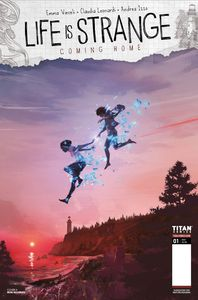 [Life Is Strange: Coming Home #1 (Cover A Nakamura) (Product Image)]