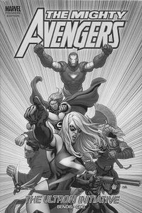 [Mighty Avengers: Volume 1: The Ultron Initiative (Product Image)]