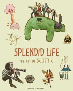 [Splendid Life: Art Of Scott Campbell (Hardcover) (Product Image)]