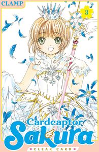 [Cardcaptor Sakura: Clear Card: Volume 3 (Product Image)]