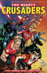 [Mighty Crusaders: Volume 1 (Product Image)]