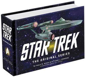 [Star Trek: The Original Series 365 (Hardcover) (Product Image)]