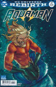 [Aquaman #27 (Variant Edition) (Product Image)]
