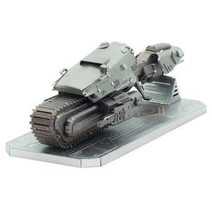 [Star Wars: The Rise Of Skywalker: Metal Earth Model Kit: First Order Treadspeeder (Product Image)]
