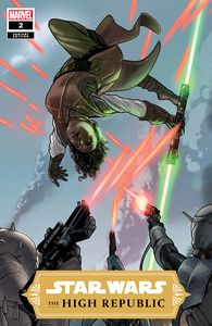 [Star Wars: High Republic #2 (Taurin Clark Variant) (Product Image)]