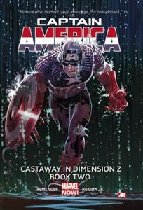 [Captain America: Volume 2: Castaway In Dimension Z Book 2 (Product Image)]
