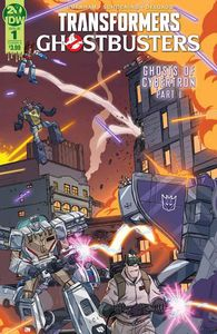 [Transformers/Ghostbusters #1 (Cover A Schoening) (Product Image)]
