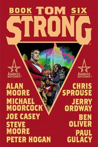 [Tom Strong: Volume 6 (Titan Edition) (Product Image)]