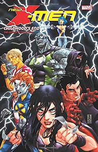 [New X-Men: Childhoods End (Complete Collection) (Product Image)]
