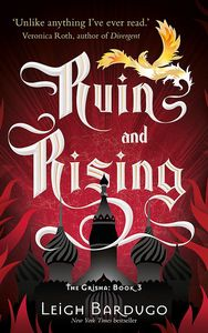 [The Grisha: Book 3: Ruin & Rising (Product Image)]