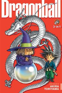 [Dragon Ball: 3-In-1 Edition: Volume 3 (Product Image)]