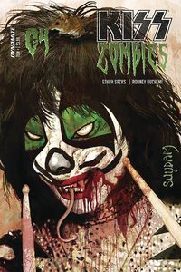 [Kiss: Zombies #4 (Cover A Suydam) (Product Image)]