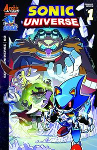 [Sonic Universe #83 (Cover A Yardley) (Product Image)]