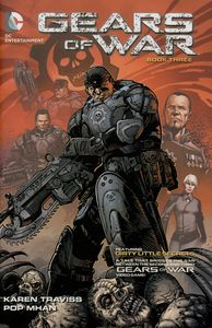 [Gears Of War: Volume 3 (Hardcover) (Product Image)]