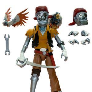 [Thundercats: Ultimates Action Figure: Captain Cracker (Product Image)]