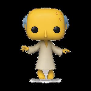 [Simpsons: Radioactive Mr. Burns Glowing (Product Image)]