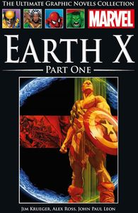 [Marvel Graphic Novel Collection: Volume 188: Earth X: Part 1 (Product Image)]