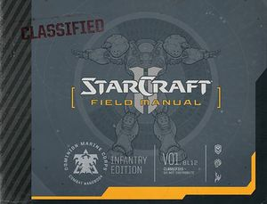 [StarCraft: Field Manual (Hardcover) (Product Image)]