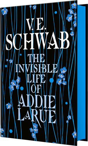 [The cover for The Invisible Life Of Addie LaRue (Forbidden Planet Exclusive Signed Hardcover)]