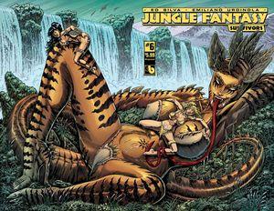 [Jungle Fantasy: Survivors #6 (Wrap) (Product Image)]