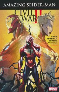 [Civil War II: Amazing Spider-Man (Product Image)]