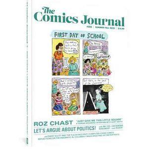 [Comics Journal #306 (Product Image)]