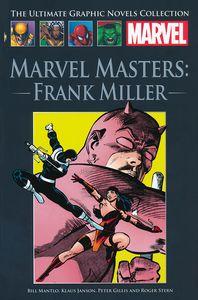 [Marvel Graphic Novel Collection: Volume 206: Marvel Masters Frank Miller (Product Image)]