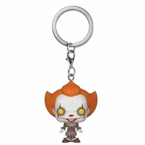 [IT: Chapter 2: Pocket Pop! Vinyl Keychain: Pennywise With Open Arms (Product Image)]