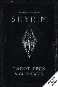 [The Elder Scrolls V: Skyrim: Tarot Deck & Guidebook (Hardcover) (Product Image)]