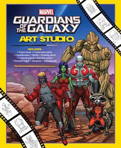 [Marvel: Guardians Of The Galaxy Art Studio (Product Image)]