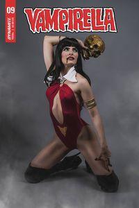 [Vampirella #9 (Cover E Teena Titan Cosplay) (Product Image)]