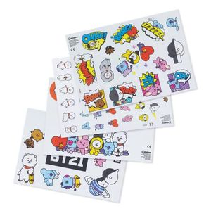 [BT21: Gadget Decals (Product Image)]