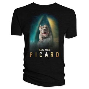 [Star Trek: Picard: T-Shirt: Number One (Product Image)]