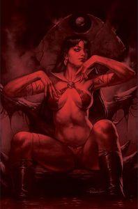 [Vengeance Of Vampirella #18 Parrillo Tint Virgin Variant) (Product Image)]