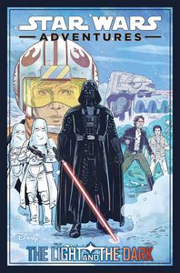 [Star Wars Adventures: The Light & The Dark (Product Image)]