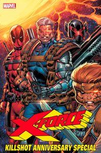 [X-Force: Killshot: Anniversary Special #1 (Product Image)]