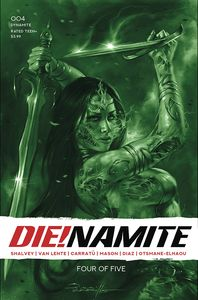 [Die!Namite #4 (Parrillo Tint Variant) (Product Image)]