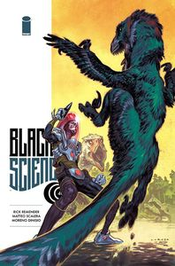 [Black Science #40 (Cover B Larosa) (Product Image)]