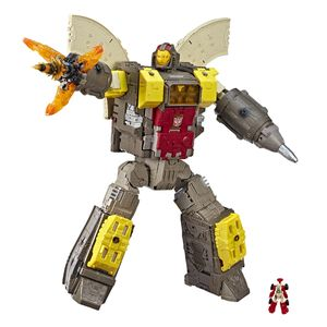 [Transformers: Generations: War For Cybertron: Action Figure: Titan Class: Omega Supreme (Product Image)]