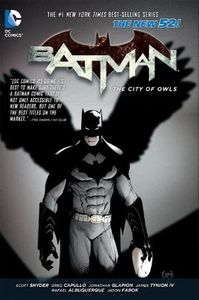 [Batman: Volume 2: The City Of Owls (Hardcover) (Product Image)]