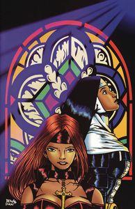 [Warrior Nun #1 (Avengelyne Commemorative Variant) (Product Image)]
