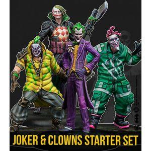 [Batman Miniature Game: Joker & Clowns Starter Set (Product Image)]