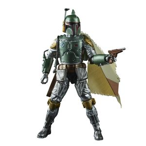 [Star Wars: The Empire Strikes Back: Black Series Action Figure: Boba Fett (Carbonised) (Product Image)]