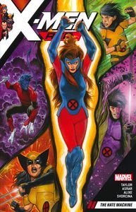 [X-Men: Red: Volume 1: Hate Machine (Product Image)]