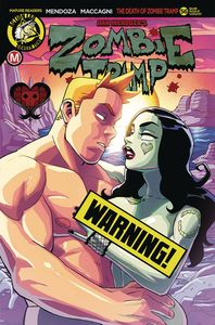 [Zombie Tramp: Ongoing #56 (Cover B Winston Young Risque) (Product Image)]