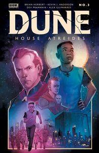 [Dune: House Atreides #3 (Cover B Reis) (Product Image)]