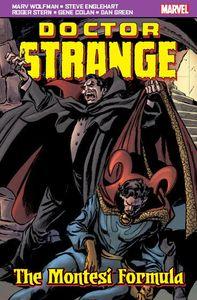[Marvel Pocket Books: Doctor Strange: Montesi Formula (Product Image)]